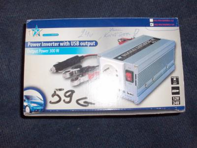 HQ power inverter with usb output