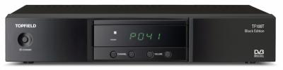 Topfield TF100T Black edition digiboxi antenniverkkoon